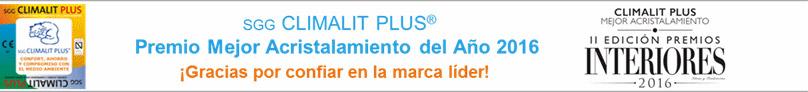 CLIMALIT PLUS premiado por la Revista Interiores