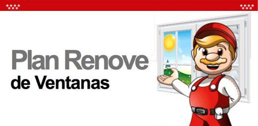 plan renove de ventanas madrid