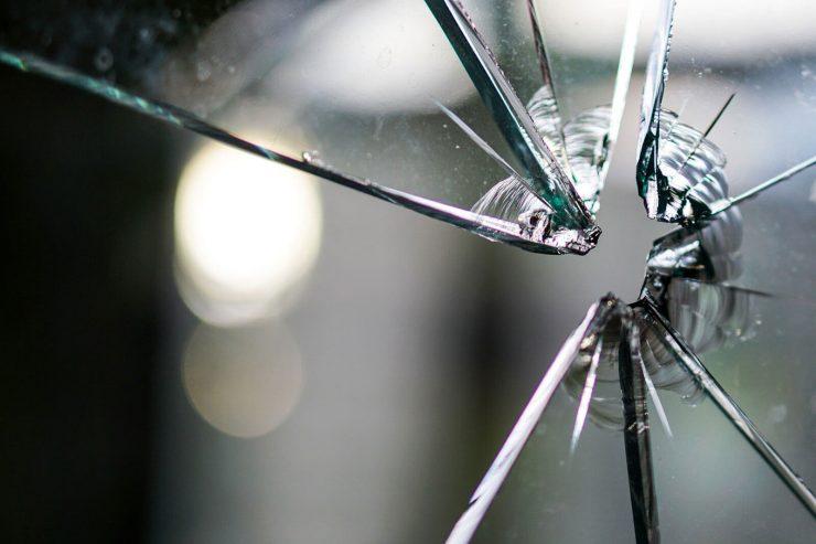 vidrio templado de seguridad