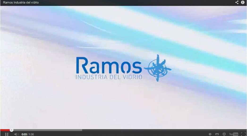 video corporativo Ramos Industrias del Vidrio