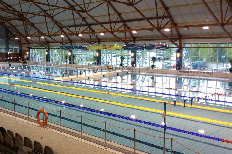 Vidrio templado para instalaciones deportivas