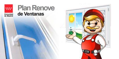 Planes Renove de la Comunidad de Madrid