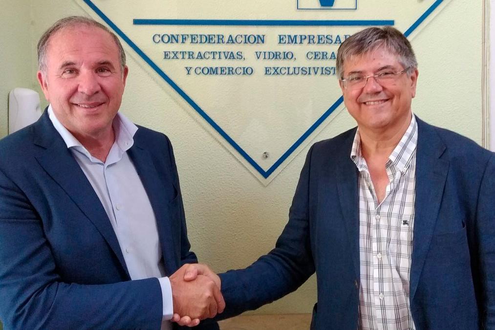 nuevo Presidente de CONFEVICEX
