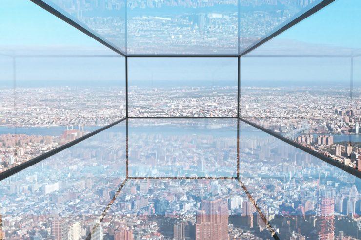 como instalar suelos de vidrio