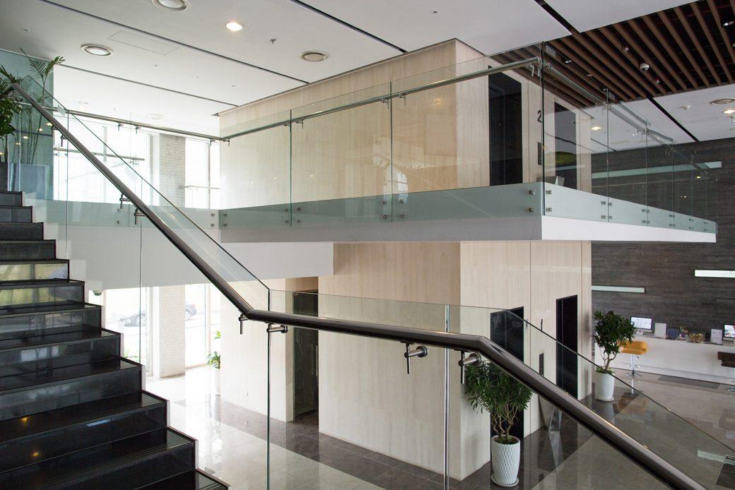 vidrio en decoración