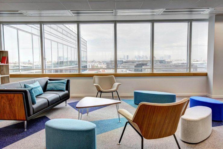 ventajas del uso vidrio en interiorismo