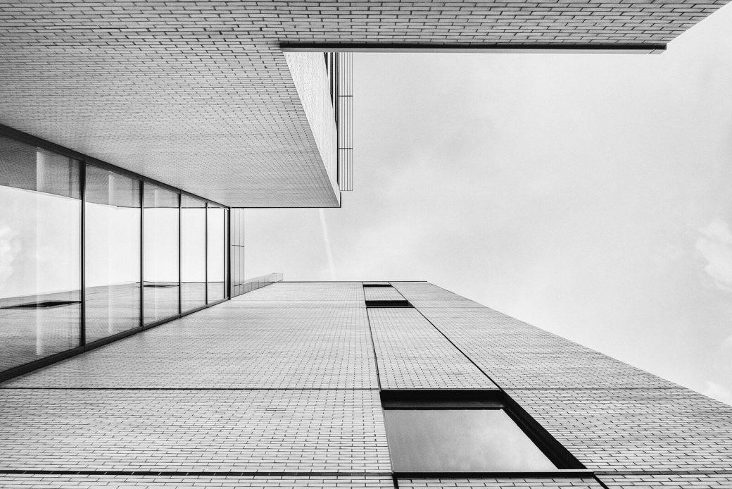 Usos del vidrio en interiorismo